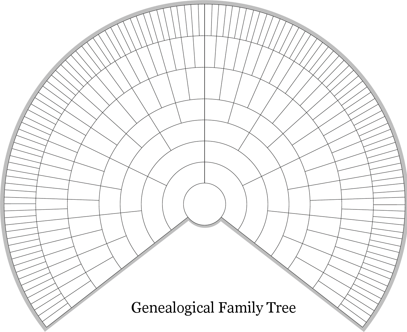 qa everyone has two family trees a genealogical tree and a genetic tree the genetic genealogist