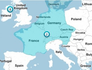 Problems with AncestryDNA's Genetic Ethnicity Prediction