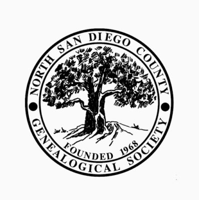 North San Diego County Genealogical Society Fall Seminar 2018