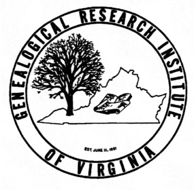 Genealogical Research Institute of Virginia Fall 2018 Conference